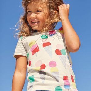 Mini Boden Shirts & Tops - Girls Mini Boden Hotchpotch T-Shirt, 9-10 Years